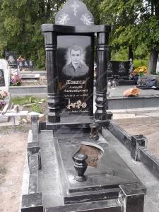 Памятник - наша работа № 140
