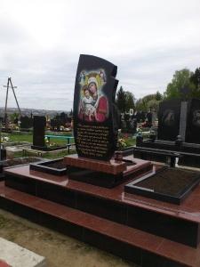 Памятник - наша работа № 255