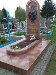 Памятник - наша работа № 253