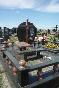 Памятник - наша работа № 223