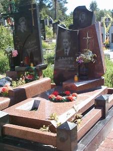 Памятник - наша работа № 188