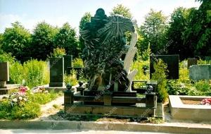 Памятник № A007 Памятники из гранита