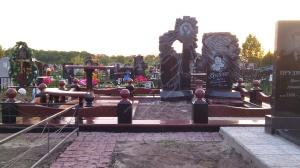 Памятник - наша работа № 117