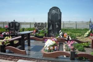 Памятник - наша работа № 206
