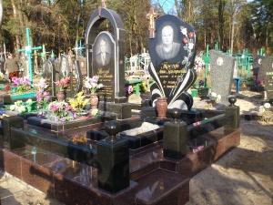 Памятник - наша работа № 267