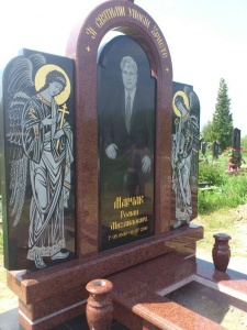 Памятник - наша работа № 243