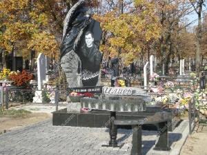 Памятник № A100 Памятник гранитный