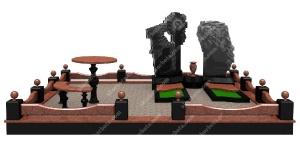 Памятник - наша работа № 101