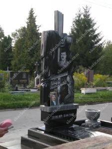 Памятник № A111 Памятник гранитный