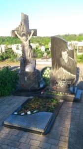 Памятник - наша работа № 109