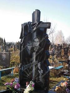 Памятник № A025 Памятник из гранита