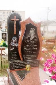 Памятник - наша работа № 173