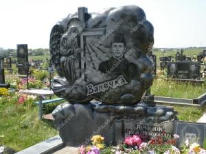 Памятник № A123 Памятник гранитный