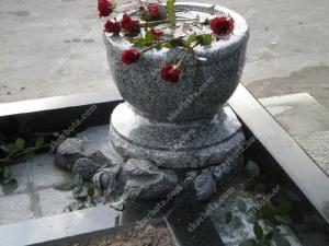 Памятник № A112 Памятник гранитный