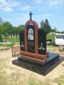 Памятник - наша работа № 248
