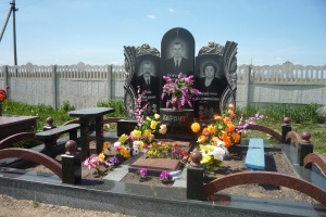 Памятник - наша работа № 208