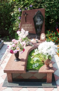 Памятник - наша работа № 161