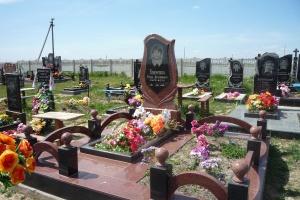Памятник - наша работа № 207