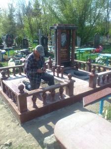 Памятник - наша работа № 307