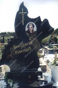 Памятник № A002 Памятники из гранита
