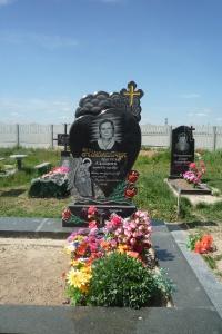 Памятник - наша работа № 202