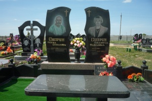 Памятник - наша работа № 221