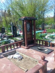 Памятник - наша работа № 306