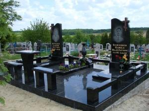 Памятник - наша работа № 258