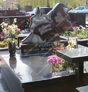 Памятник № A110 Памятник гранитный