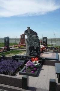 Памятник - наша работа № 209