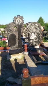 Памятник - наша работа № 116