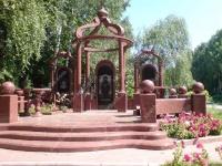 Элитный комплекс № 46 Мемориальный комплекс из гранита