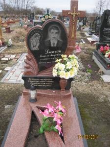 Памятник - наша работа № 187