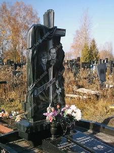 Памятник № A024 Памятник из гранита