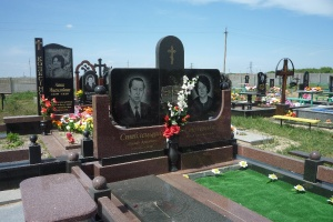 Памятник - наша работа № 218
