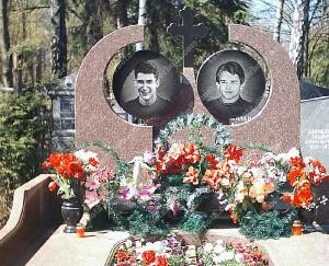 Памятник № A051 Памятник гранитный