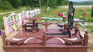Памятник - наша работа № 129