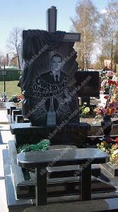 Памятник № A037 Памятник из гранита
