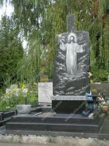 Памятник № A119 Памятник гранитный
