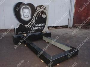 Детский Памятник № Д10 Детский памятник