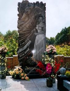 Памятник № A005 Памятники из гранита