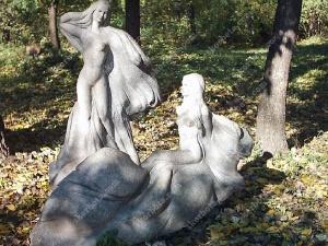Скульптура № С014