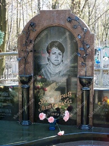 Памятник № A038 Памятник из гранита