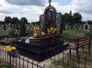 Памятник - наша работа № 317
