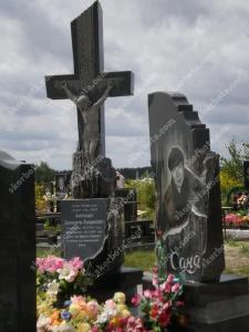 Памятник № A104 Памятник гранитный
