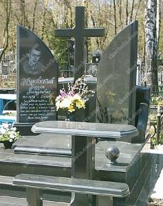 Памятник № A057 Памятник гранитный