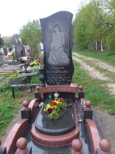 Памятник - наша работа № 158