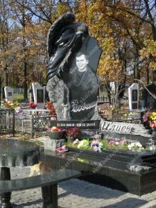 Памятник № A101 Памятник гранитный