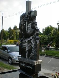 Памятник № A113 Памятник гранитный
