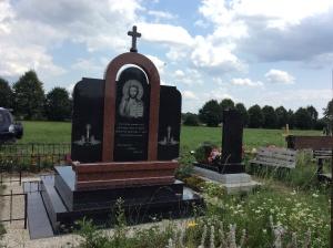 Памятник - наша работа № 313